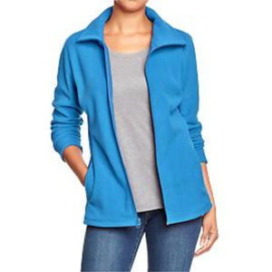 Old Navy performance fleece zip up jackets S